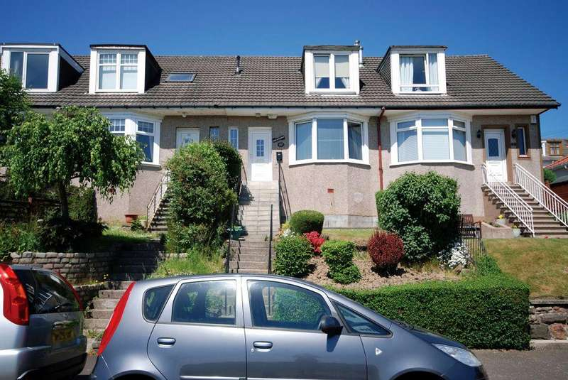2 Bedrooms Villa House for sale in 67 Kingsdyke Avenue, Kings Park, Glasgow, G44 4LR