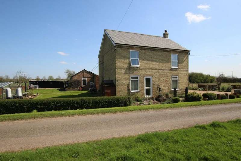4 Bedrooms Detached House for sale in Breach Lane, Wilburton