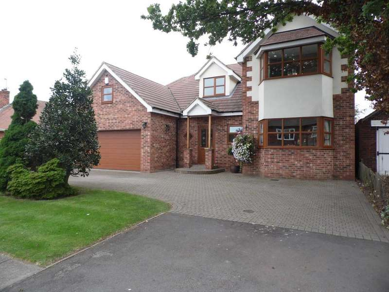 6 Bedrooms Detached House for sale in Moorland Grove, Doncaster, DN4