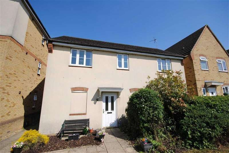 2 Bedrooms Coach House Flat for sale in Johnson Drive, Leighton Buzzard