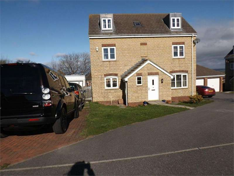 5 Bedrooms Detached House for sale in Lily Gardens, Dipton, Stanley, Durham