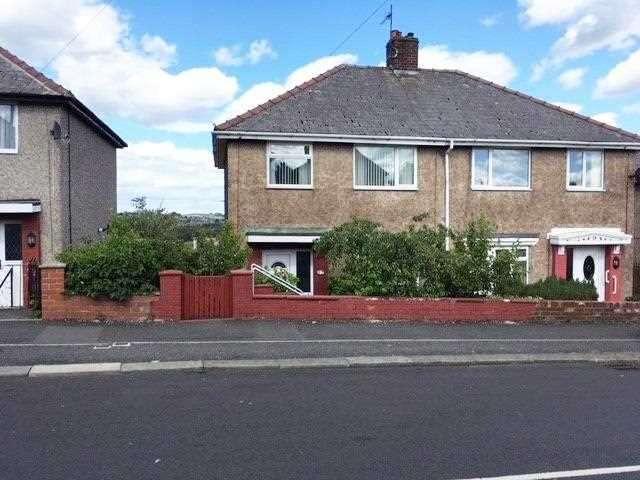 3 Bedrooms Semi Detached House for sale in Castledene Road, Delves Lane