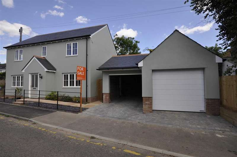 4 Bedrooms Detached House for sale in Riverside, Chelmsford