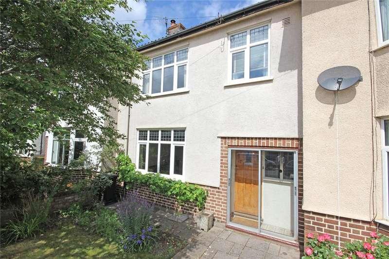 3 Bedrooms Terraced House for sale in Wathen Road, St. Andrews, Bristol, BS6