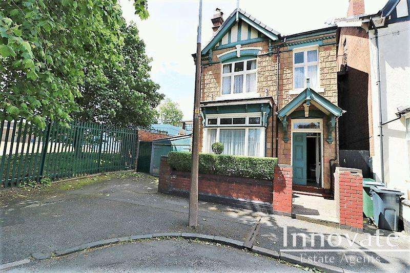4 Bedrooms Detached House for sale in Forster Street, Smethwick