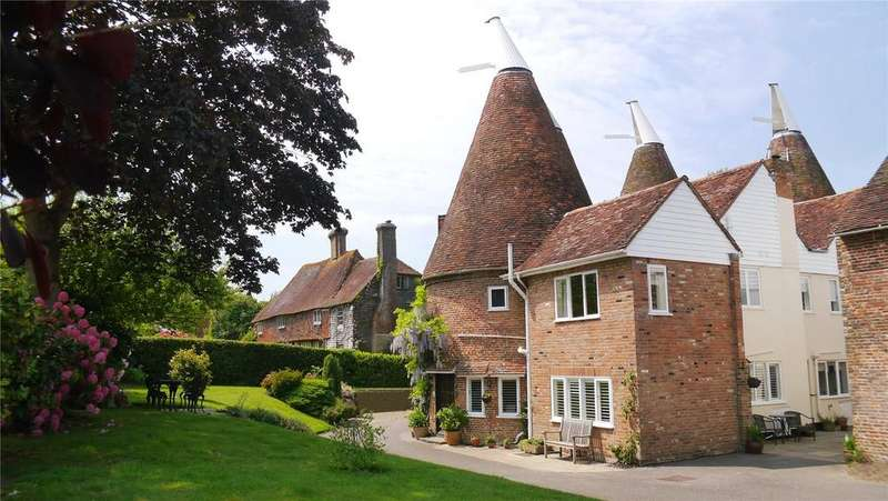 3 Bedrooms House for sale in Ewhurst Green, Robertsbridge, East Sussex, TN32