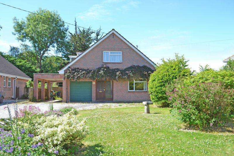 4 Bedrooms Detached House for sale in Sid Lane, Sidmouth