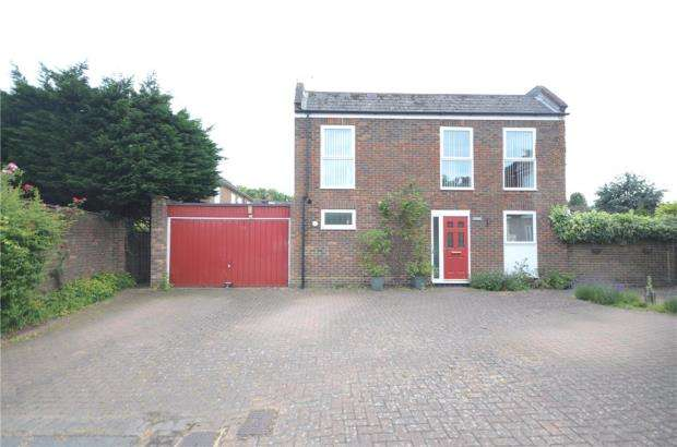 4 Bedrooms Detached House for sale in Auckland Close, Maidenhead, Berkshire