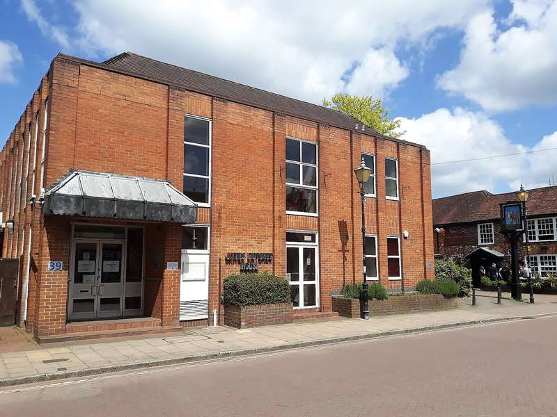 Office Commercial for sale in JAMES BUTCHER HOUSE, 39 HIGH STREET, THEALE, READING,RG7 5AH, 39 High Street, Reading