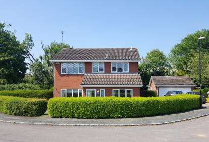 4 Bedrooms Detached House for sale in Whitefield Close, Westwood Heath, Coventry, West Midlands