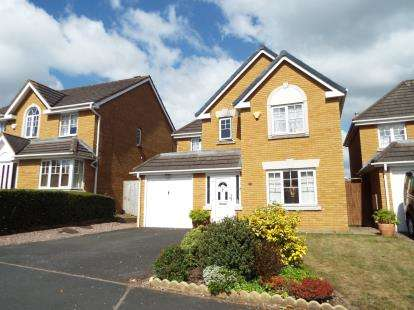 4 Bedrooms Detached House for sale in Avery Road, Sutton Coldfield, West Midlands, .