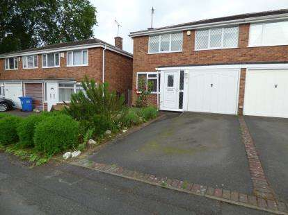 3 Bedrooms Semi Detached House for sale in Bosworth Avenue, Sunnyhill, Derby, Derbyshire