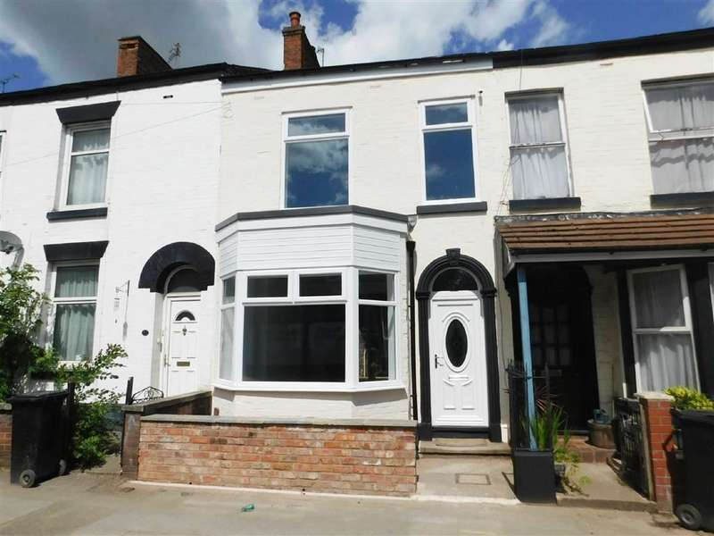 3 Bedrooms Terraced House for sale in Carrington Road, Vernon Park, Stockport