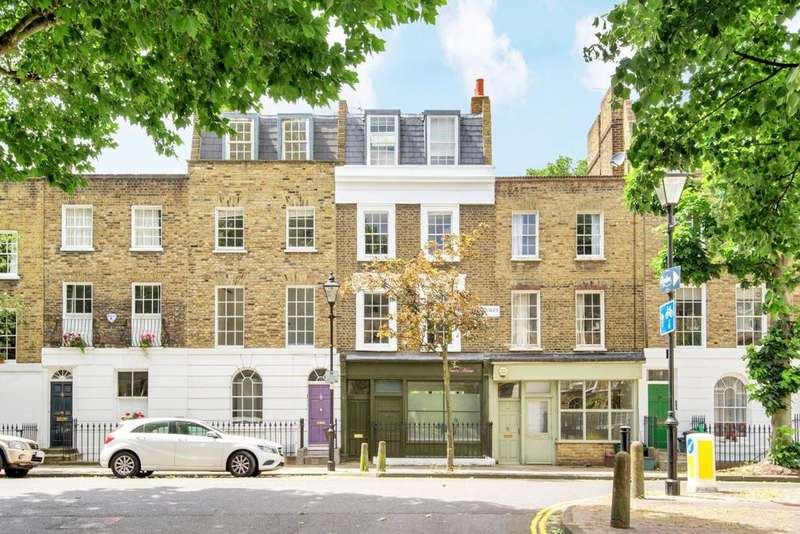 4 Bedrooms Terraced House for sale in Cloudesley Road, Islington