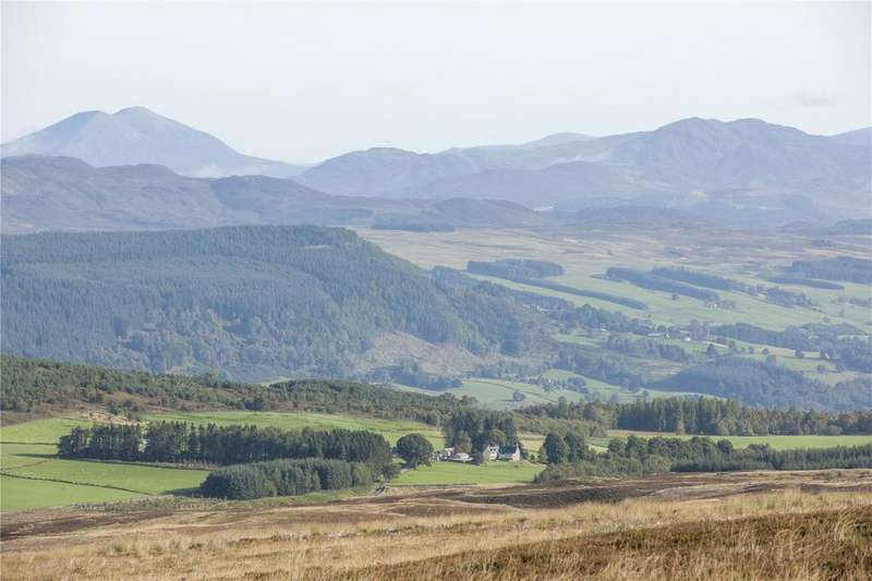 Land Commercial for sale in Lot 1 - Urlar Estate, Aberfeldy, Perthshire, PH15