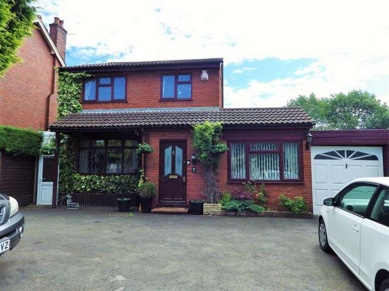 3 Bedrooms Detached House for sale in Grange Road, Halesowen