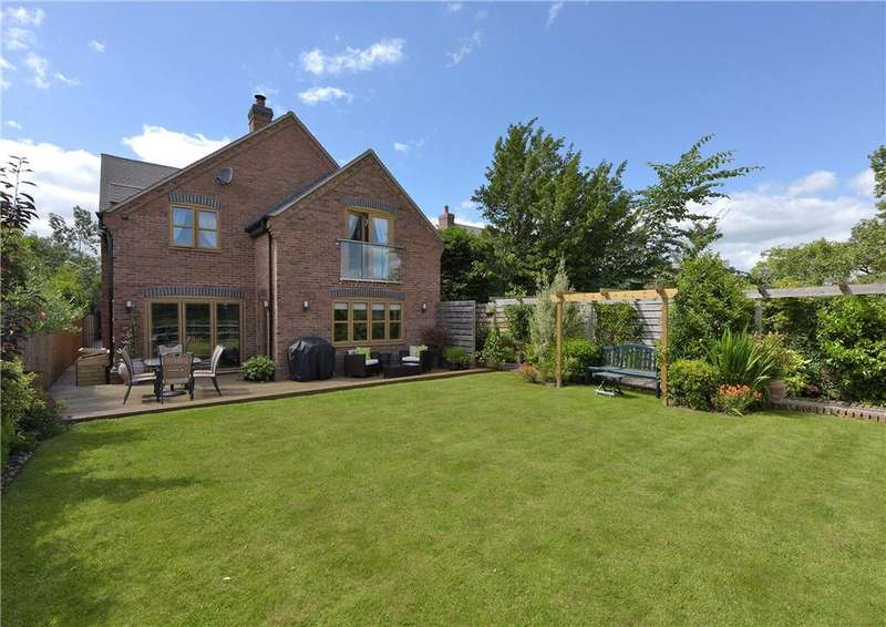 4 Bedrooms Detached House for sale in Much Marcle, Ledbury, HR8