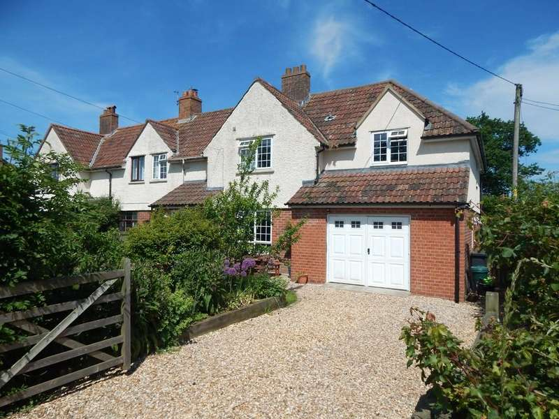 4 Bedrooms Semi Detached House for sale in Fairview, North Brewham