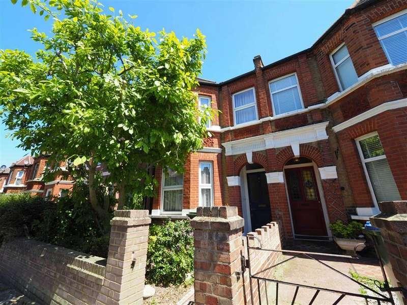 3 Bedrooms Terraced House for sale in Vernham Road, Plumstead, London, SE18