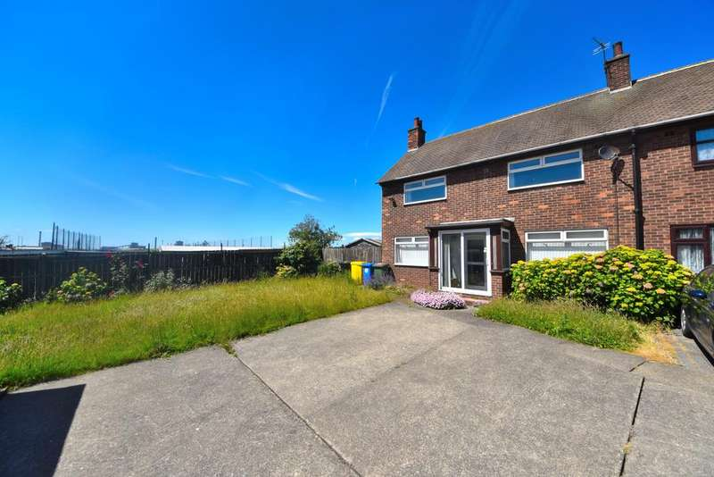 3 Bedrooms Semi Detached House for sale in Marina Avenue, Redcar TS10