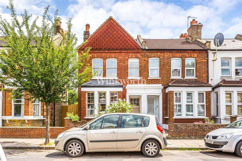 3 Bedrooms House for sale in Burghley Road, Turnpike Lane, N8