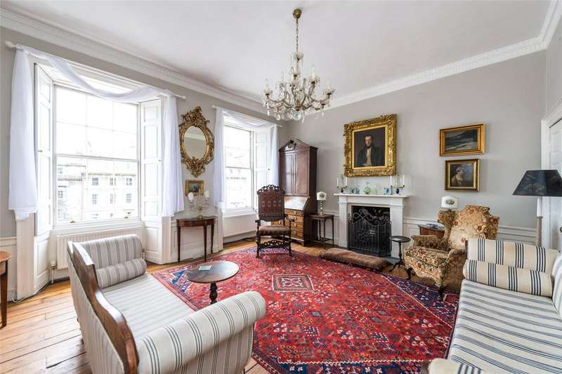 5 Bedrooms House for sale in Antigua Street, Edinburgh, Midlothian
