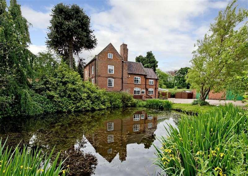 7 Bedrooms Detached House for sale in Deans Hall Farm, Hyde Mill Lane, Brewood, Stafford, South Staffordshire, ST19