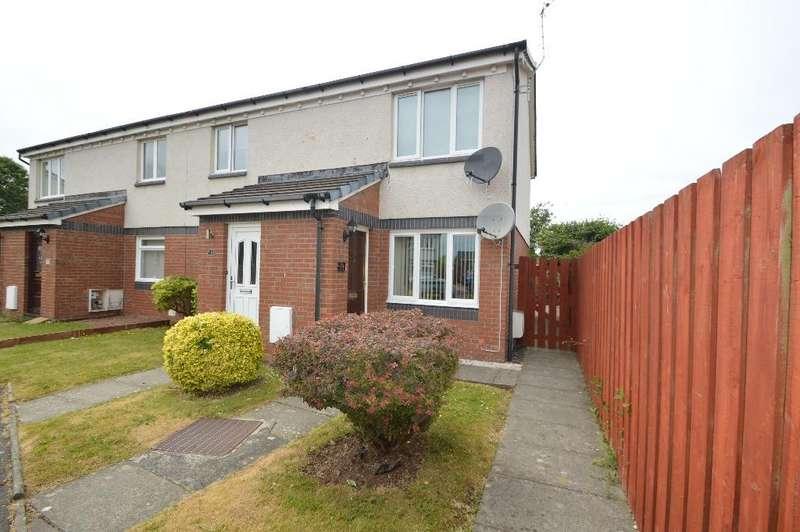 2 Bedrooms Flat for sale in Nisbet Drive, Prestwick, South Ayrshire, KA9 2TN