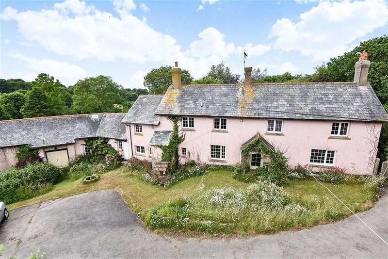 4 Bedrooms Semi Detached House for sale in Sampford Courtenay, Okehampton, Devon, EX20