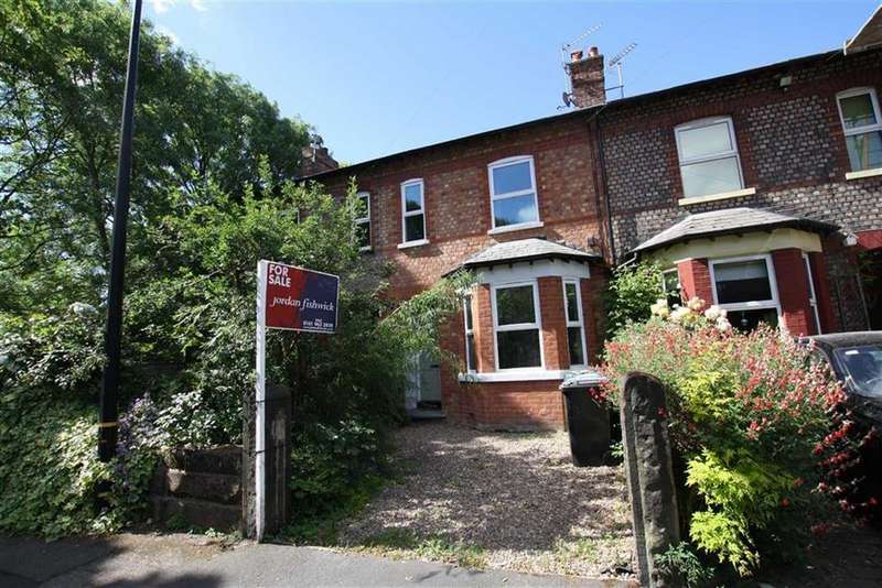 3 Bedrooms Terraced House for sale in Urban Road, Sale