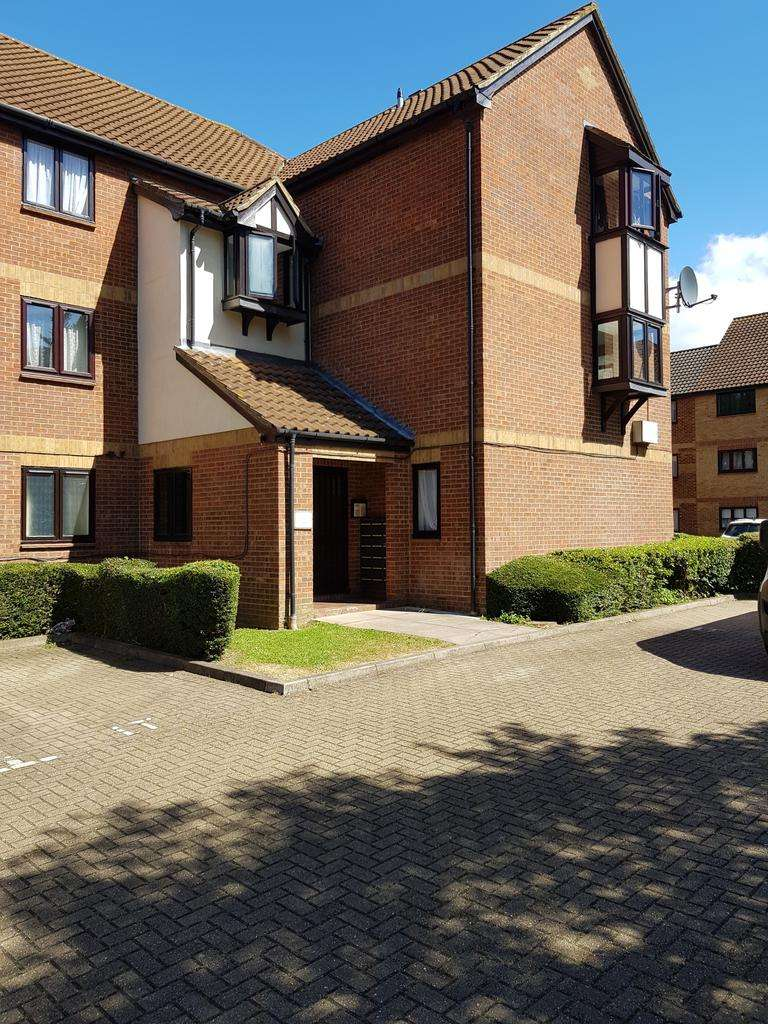 2 Bedrooms Flat for sale in Teal Court, Booth Road, Colindale, NW9