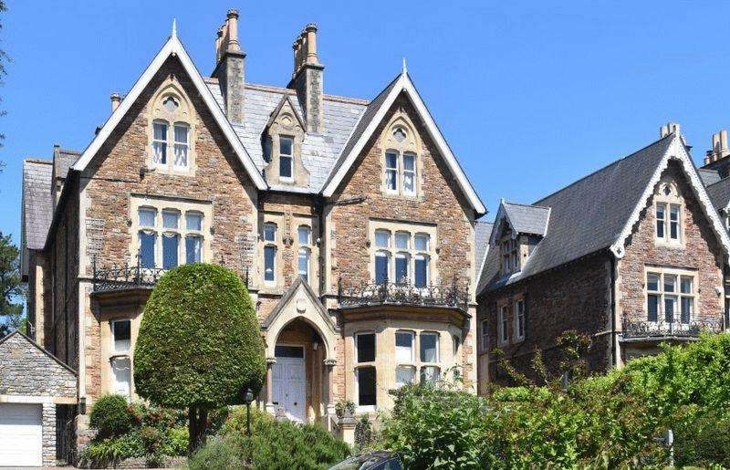 4 Bedrooms Apartment Flat for sale in Bridge Road, Leigh Woods