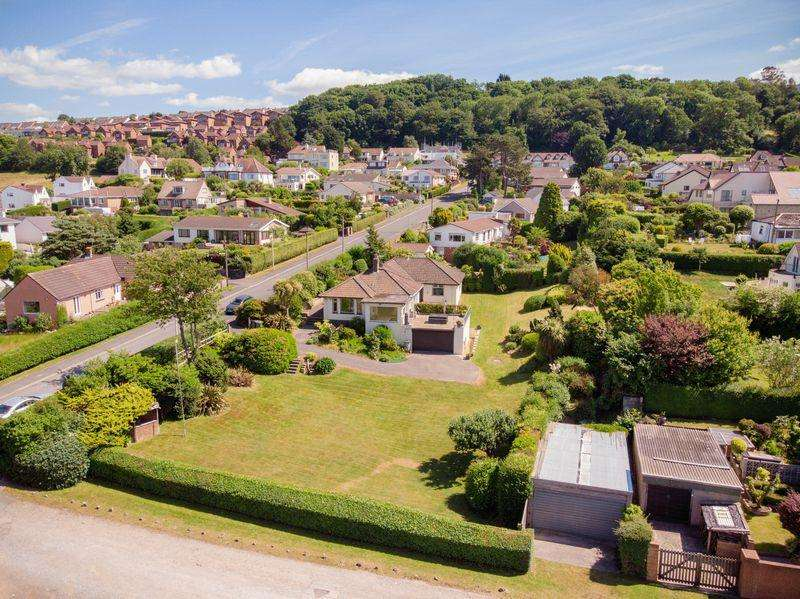 5 Bedrooms Bungalow for sale in Belton Road, Portishead