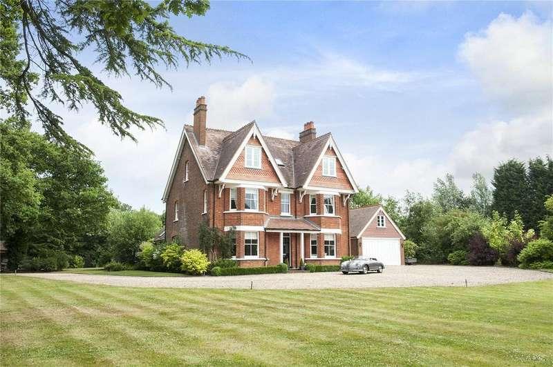 6 Bedrooms Detached House for sale in Guildford Road, Alfold, Cranleigh, Surrey, GU6