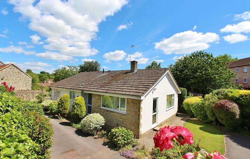 3 Bedrooms Detached Bungalow for sale in Dapps Lane, Keynsham, Bristol