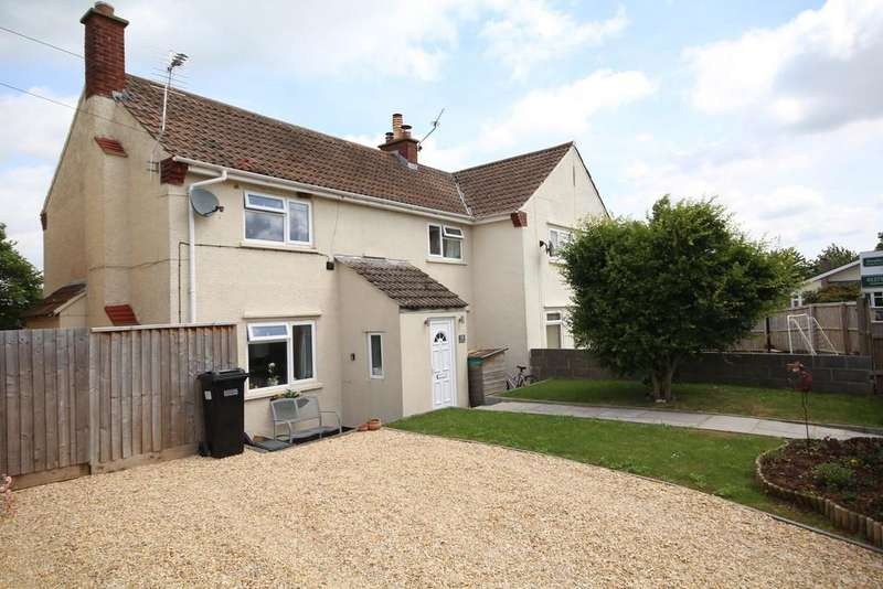 3 Bedrooms Semi Detached House for sale in Hillcrest, Pensford