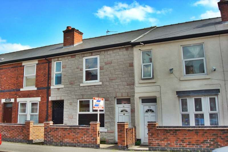 3 Bedrooms Terraced House for sale in Abingdon Street, Allenton