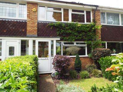 4 Bedrooms Terraced House for sale in Westfield Close, Waltham Cross, Hertfordshire