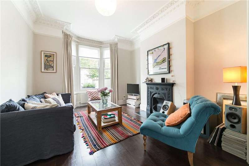 4 Bedrooms Terraced House for sale in Plympton Avenue, Queen's Park, London, NW6