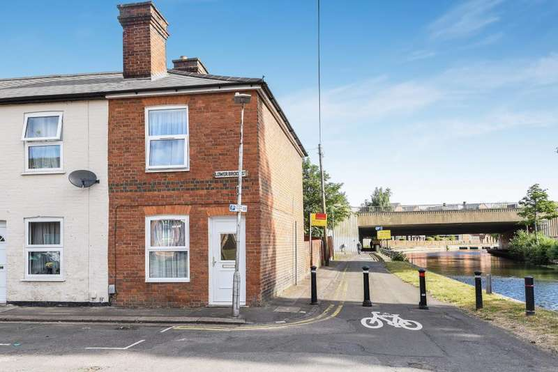 2 Bedrooms House for sale in Lower Brook Street, Reading, RG1