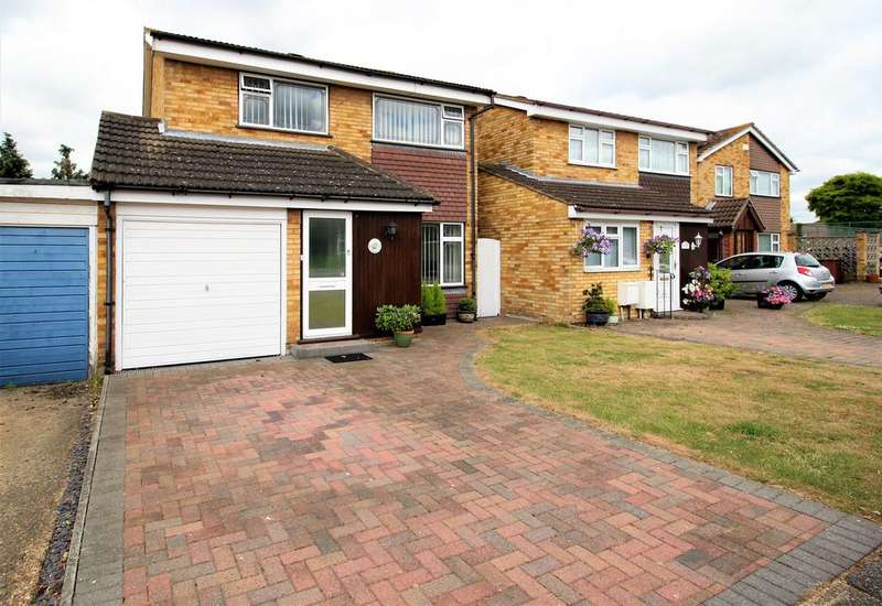 4 Bedrooms Detached House for sale in North Grays
