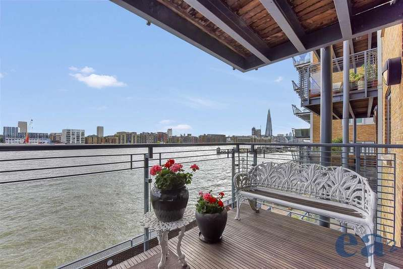 2 Bedrooms Apartment Flat for sale in Capital Wharf, 50 Wapping High Street, LONDON
