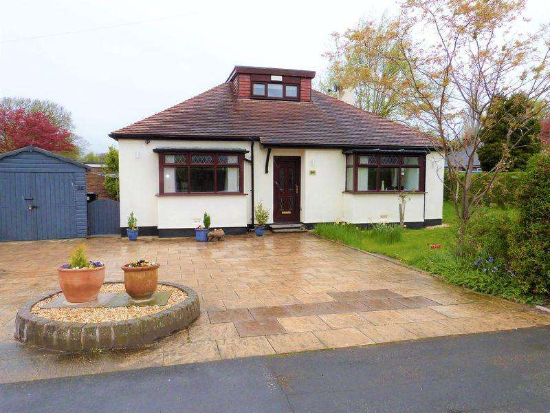 3 Bedrooms Detached Bungalow for sale in Boundary Lane, Mossley, Congleton