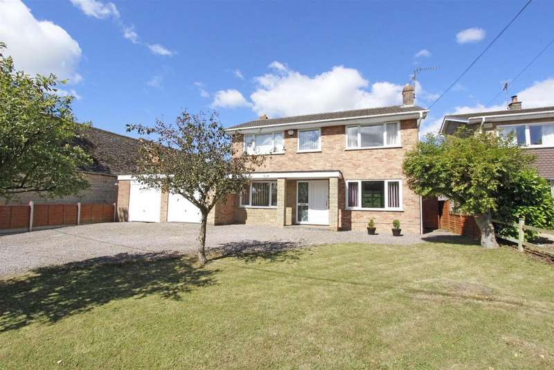 4 Bedrooms Property for sale in Northorpe Lane, Thurlby