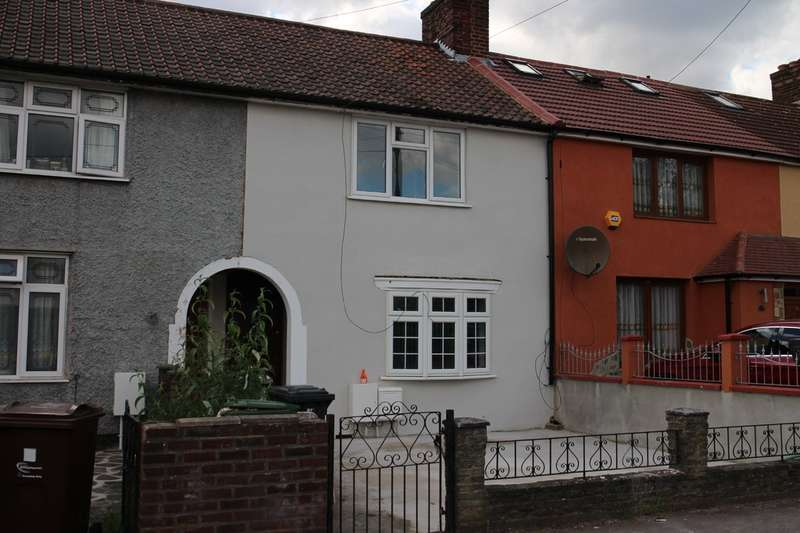 3 Bedrooms Terraced House for sale in Shortcroft Road, Dagenham