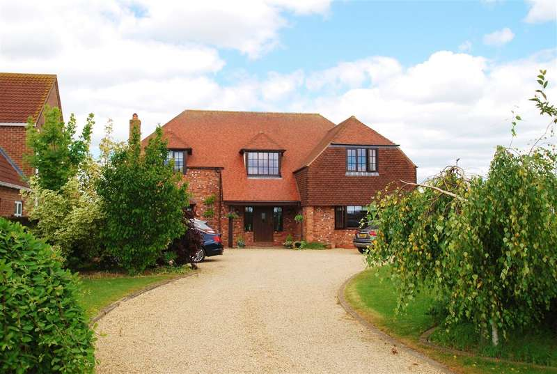 5 Bedrooms Detached House for sale in Fold Hill, Friskney