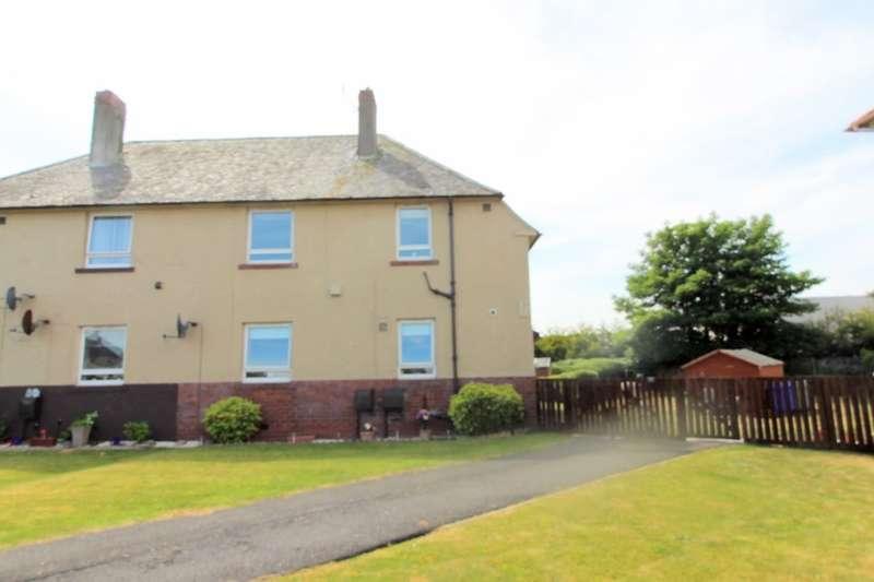 2 Bedrooms Flat for sale in Wellington Street, Prestwick, KA9