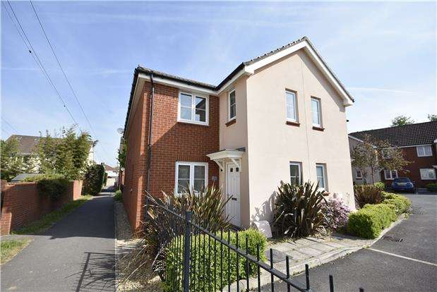 2 Bedrooms Terraced House for sale in Sanders Close, Ashton Vale, Bristol, BS3 2BG