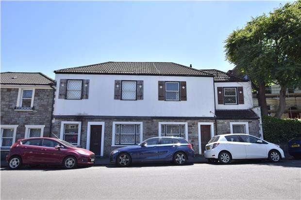 2 Bedrooms Terraced House for sale in Redland Park, BRISTOL, BS6 6SD