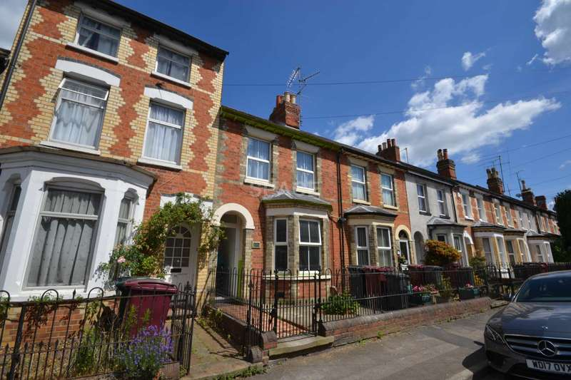 2 Bedrooms Terraced House for sale in Donnington Road, Reading, Berkshire, RG1 5ND